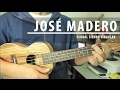 José Madero - Plural Siendo Singular UKULELE Tutorial (HD)