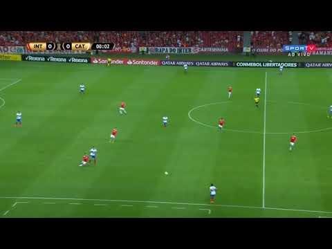 Inter 3 x 0 Universidad Católica - Gols e Melhores Momentos - 03/03/2020