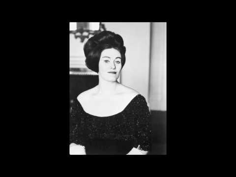 Joan Sutherland the Australian Nightingale sings a Crazy Coloratura Gallore