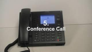 Mitel 6867i SIP Phone Tutorial