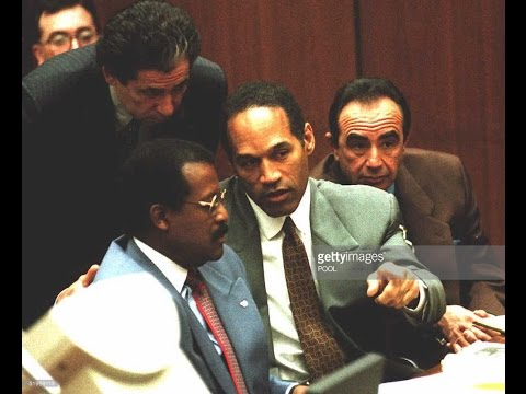 O.J. SIMPSON MURDER TRIAL (CLOSING ARGUMENTS - PART 1)