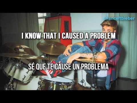 Recovery- Justin Bieber (Lyrics/ Letra En Español)