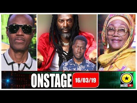 Buju Banton: His Son, Collaborators & Friends Talk His Long Walk To Freedom - Onstage March 16 2019