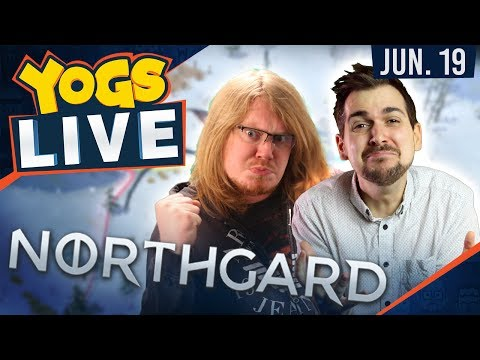 Northgard w/ Duncan & Lewis [3] - 19th June 2017