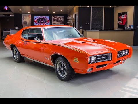 1969 pontiac gto judge recreation for sale youtube
