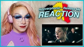 BELGIUM - Hooverphonic - Release Me | Eurovision 2020 REACTION