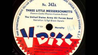 V-Disc 343  United States Army Air Forces Band