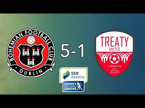 WNL GOALS GW19: Bohemians 5-1 Treaty United