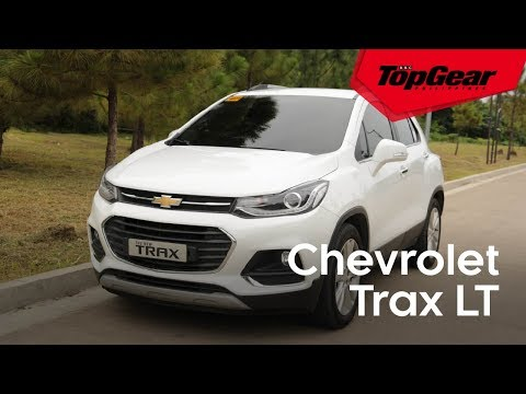 Meet the new and more athletic Chevrolet Trax