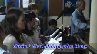Thánh lễ Tạ Ơn - Kết thúc khoá học : Thanh nhạc - Ca trưởng - Đệm đàn - Giáo sở Don Bosco - Đà lạt
