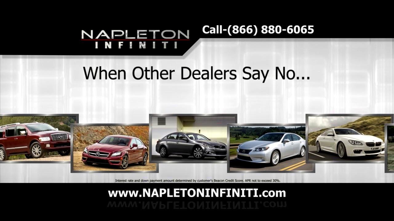 Napleton Infiniti Tallahassee >> Tallahassee Video Production Napleton Infiniti Full On Productions Automotive Tv Commercials