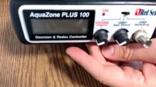 Обзор озонатора AquaZone Plus 100 от Red Sea.