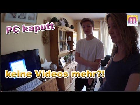 Computer kaputt -  keine Videos mehr?! Vlog # 61 marieland