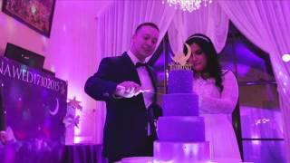 Лунно-звездная свадьба Юли и Никиты.