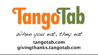 TangoTab Giving Thanks - Thanksgiving Giveaway on KVIL 103.7