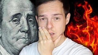 STOP SAVING MONEY   The NEW Economic Threat