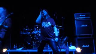 INSIDIOUS DISEASE - THE DESIRE & BOUNDLESS (LIVE AT BLASTFEST 22/2/14)