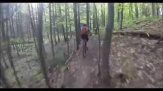 Pistes Vélo de Montagne du Parc du Domaine Vert