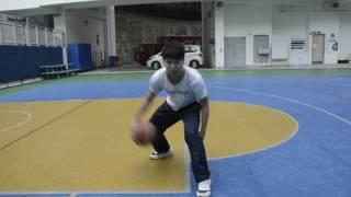 路德會協同中學-籃球教學(運球-膝下運球)