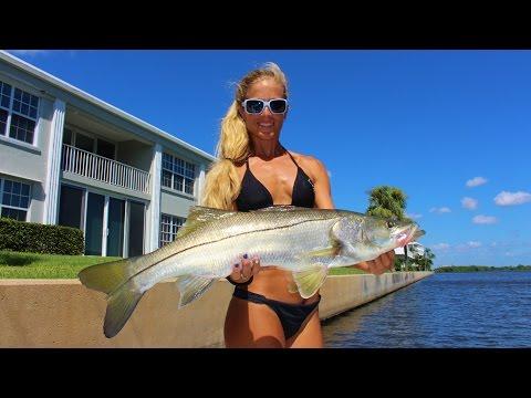Florida Inshore Snook Fishing: My First Slot