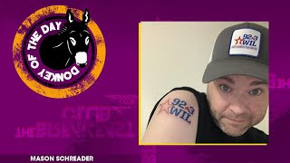 Country Radio Jock Gets Tattoo Of Station Logo Is Laid Off A Week Later
