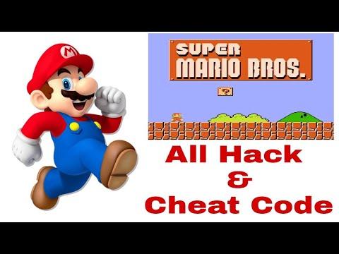 Super Mario Cheat Codes || Mario Hacks