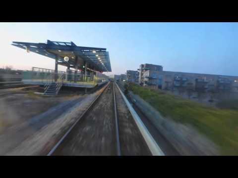 Copenhagen metro