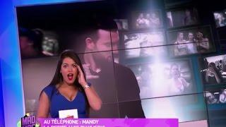 Secret Story 8 : La petite amie d'Aymeric Pete un cable (rupture ?)  - Zapping Télé du (23/11/2016)