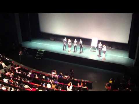 Nazotoki wa Dinner no Ato de Movie Premiere in Singapore 2013