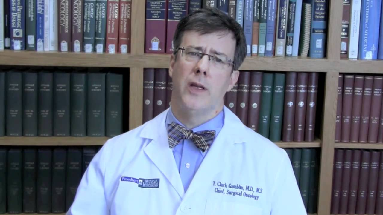 T  Clark Gamblin, MD, MS, MBA | Froedtert & the Medical