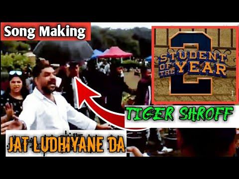 Student of the year 2  tiger shrof Dehradun Fri song shooting ananiya pande