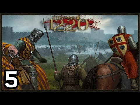 The Final Stand! - Total War: 1220 Mod Gameplay #5