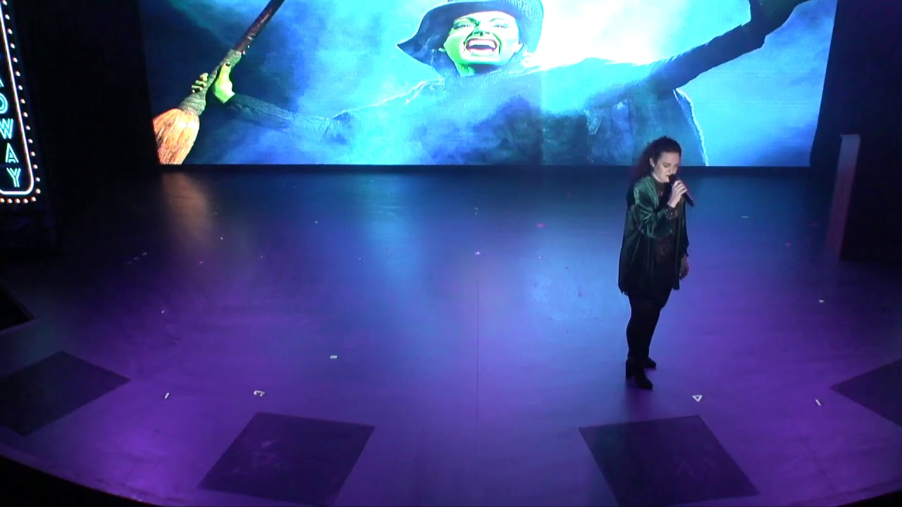 Defying Gravity from Wicked - YouTube