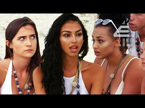 """Very Snaky"" DRAMA When Islander SWITCHES Teams! 