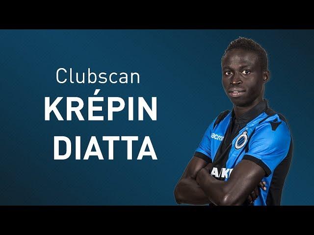 Krépin Diatta | ClubScan | 2017-2018