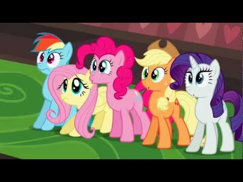 Pinkie Pie - Hello, what's your name?