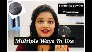 How to Choose Mac Studio Fix Powder + Foundation    Multiple Ways to Use    Mac Cosmetics Review