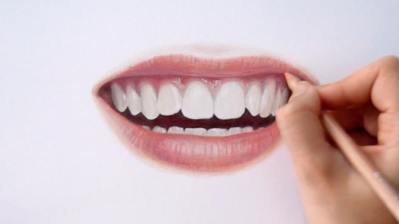 It's just a photo of Clever Drawing Of Teeth