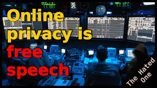 Online privacy is a first amendment right and why encryption is NOT a munition