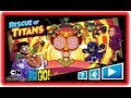 TEEN TITANS GO! GAME - RESCUE OF TITANS - Cartoon Network Games