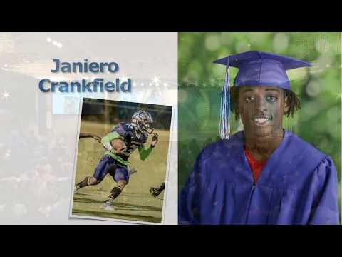 Janiero Crankfield - Class of 2017 - Clearwater Academy Int - Private School