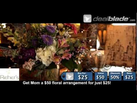DealBlade presents Reher's Florist
