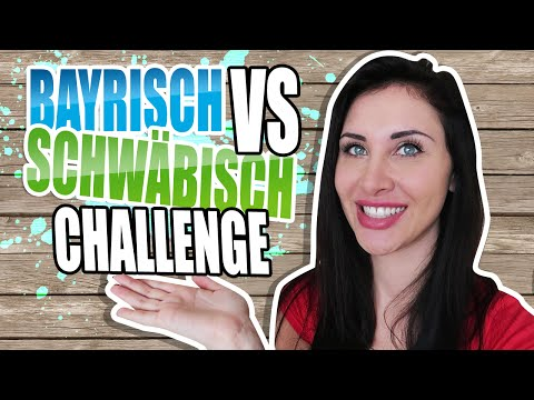BAYRISCH VS SCHWÄBISCH Challenge - Widerliche Bestrafung - Saftiges Gnu