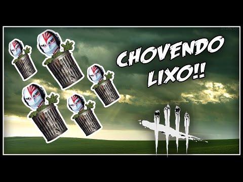 ESTA CHOVENDO LIXO!!!!  - Dead By Daylight