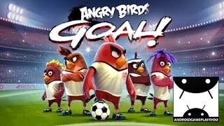 Angry Birds Goal! Android GamePlay Trailer (By Rovio Entertainment Ltd.)