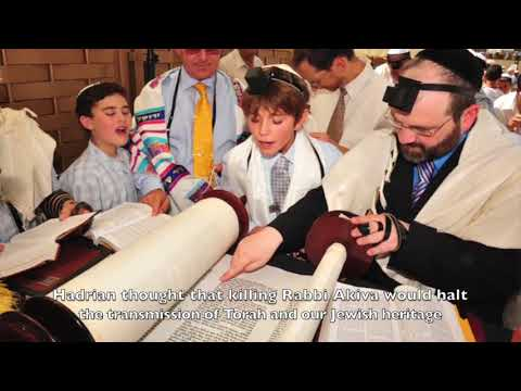 Carrying the Torch: The Menorah and the Eternal Jewish People