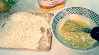 видео Пряник по старинному рецепту