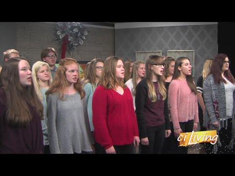 CI Living St Joseph Ogden High School Choir Performance 2