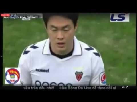 Xuân Trường đá chính trận 3:  Incheon united vs Pohang LIVE