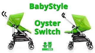 Коляска   трость BabyStyle Oyster Switch